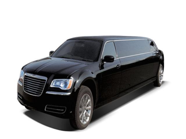 10 Passenger Stretch Luxury Limousine - Chrysler