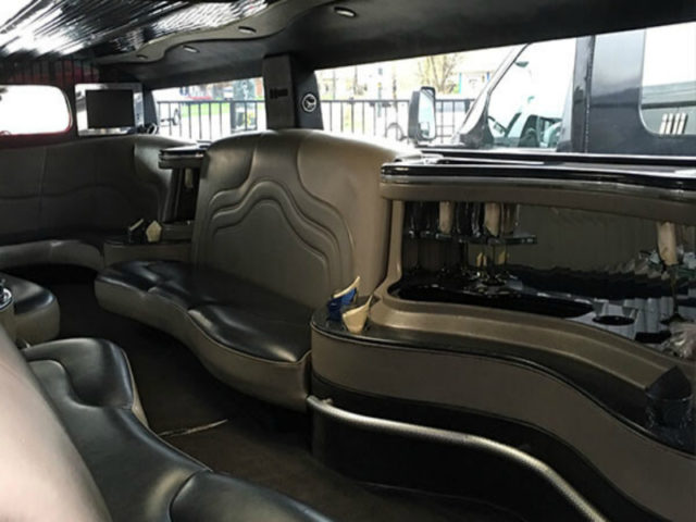 20-22 Passenger Stretch SUV Limo - H2 Hummer