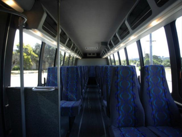 20 Passenger Mini Shuttle Bus