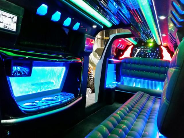 20 Passenger Stretch SUV Limousine - Cadillac Escalade