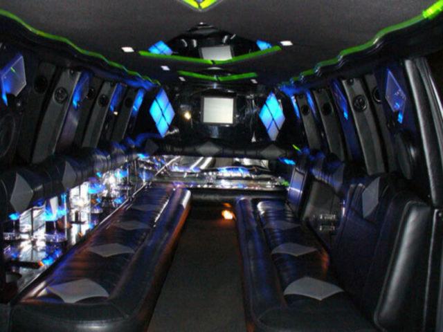 20 Passenger Stretch SUV Limousine - Excursion