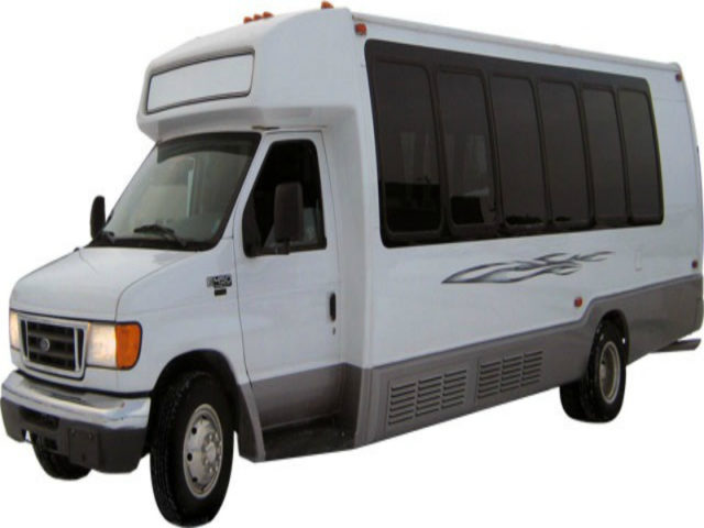 24 Passenger Mini Shuttle Bus