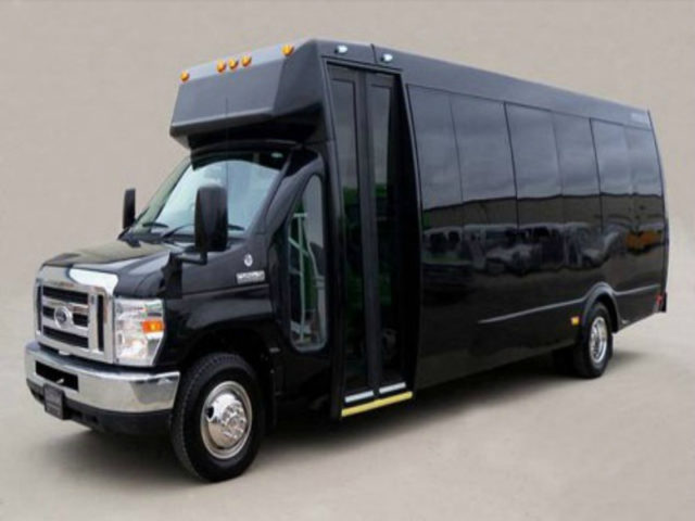27 Passenger Shuttle Bus