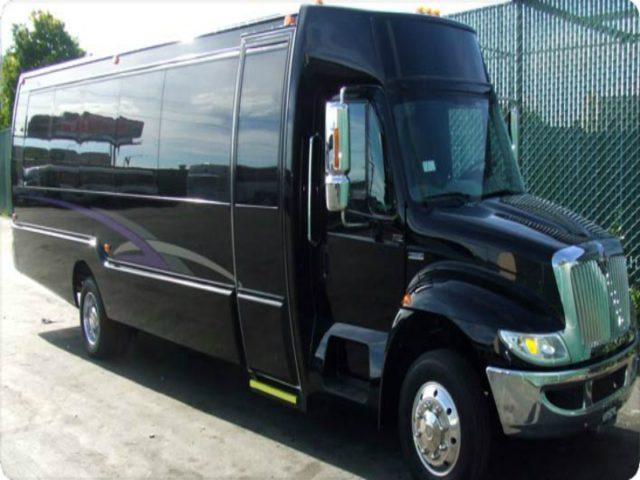 40 Passenger Limo Bus