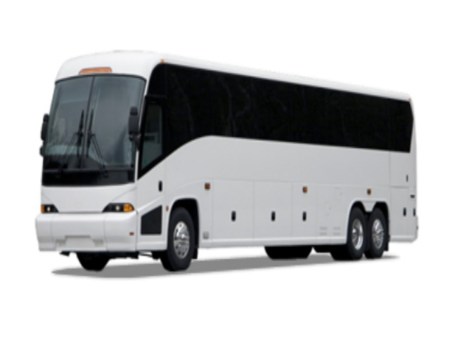 56 Passenger Luxury Coach Bus