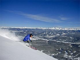 Party Bus to Ski Resorts