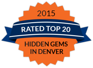 Denver Hidden Gems Award