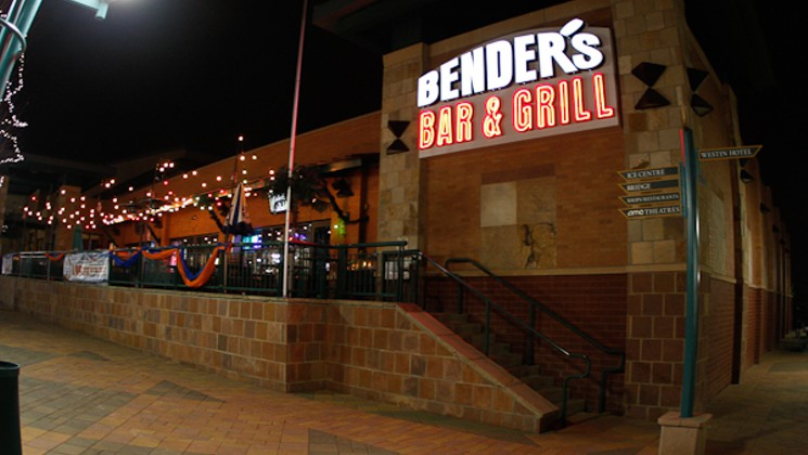 Bender's Sports Bar and Grill Review