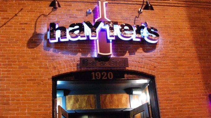 Hayter's