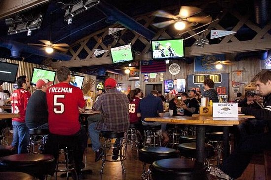 Stoney's Bar and Grill Top 20 Bars in Denver