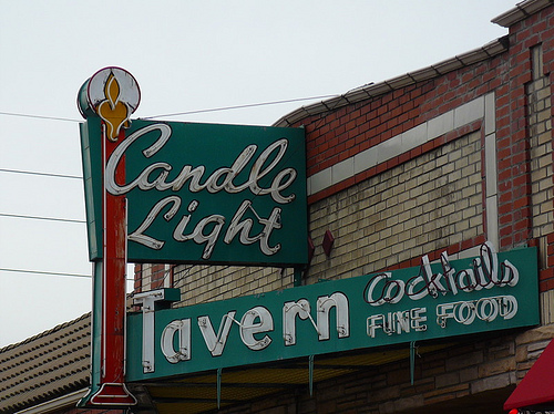candle light tavern