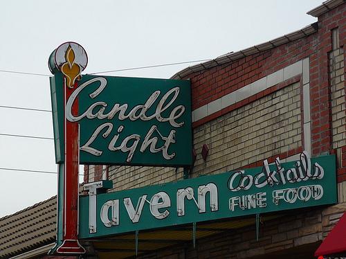 candle light tavern