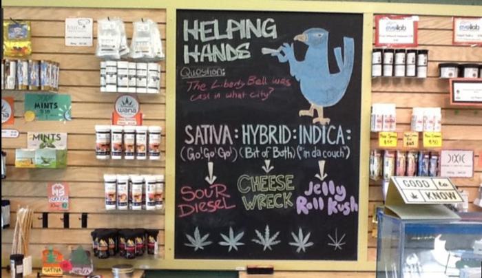 Helping Hands Dispensary