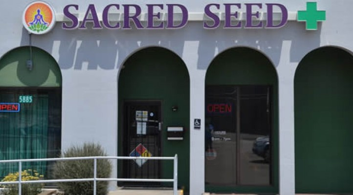 Sacred Seed Dispensary