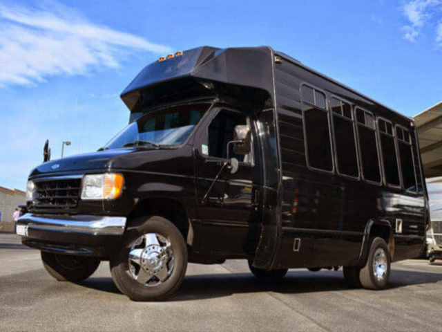 15-20 Passenger Party Bus