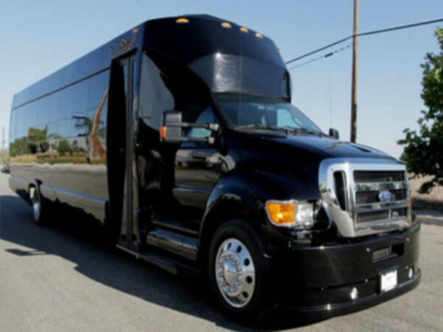 50-55 Passenger Party Bus