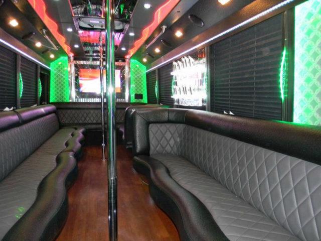 25-30 Passenger Party Bus