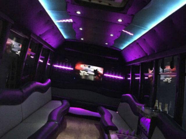 33 Passenger Party Bus