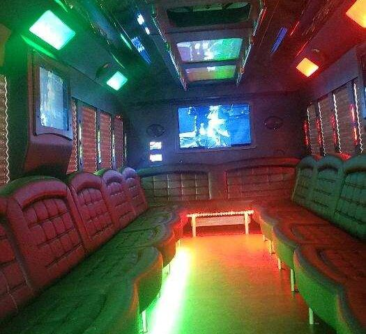 40-50 Passenger Party Bus
