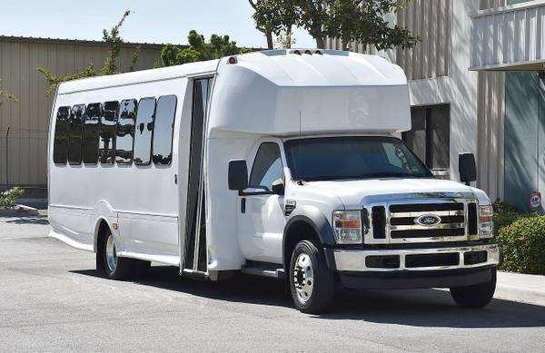 33-36 Passenger Limo Bus